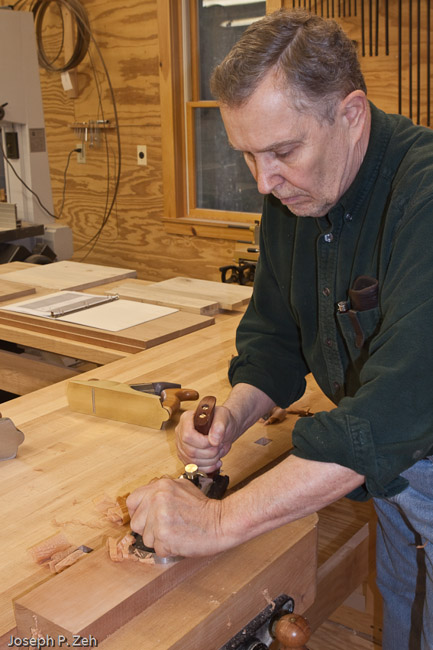 Joe Zeh aka Chiefwoodworker