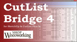 CutList Bridge