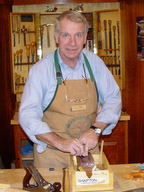 Frank Klausz, master cabinetmaker