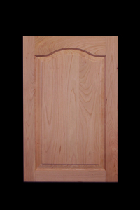 Cherry door sans finish.