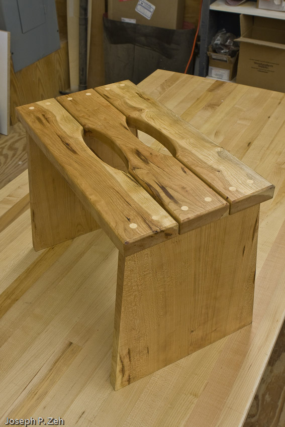 One Stool Showing Details