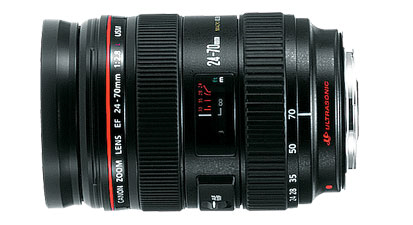 Canon EF 24-70mm f/2.8L USM / 77mm
