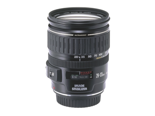 Canon Zoom Lens EF 28-135 1:3.5-5.6 IS USM / 72mm