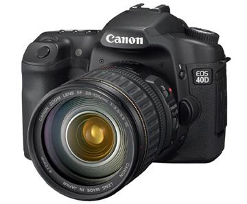 Canon EOS 40D DSLR