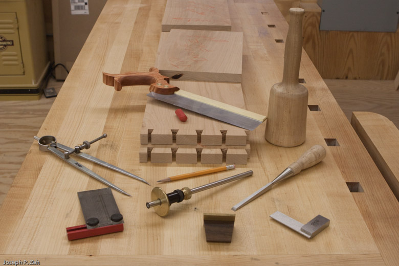 My Tools Of Choice For Hand Cutting Dovetails