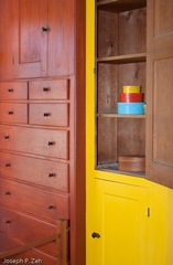 Built-ins Were Functional, Efficient And Often Colorful