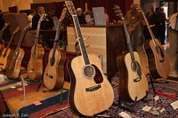 Beautifully handmade guitars