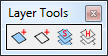 A Layer Toolbar Available Under View/Toolbars