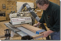 Tapering Table Legs With A Simple Jig & Drum Sander