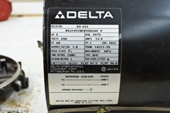 Delta Motor Plate