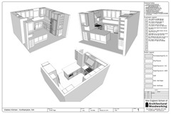 Shop Drawing in LayOut 1