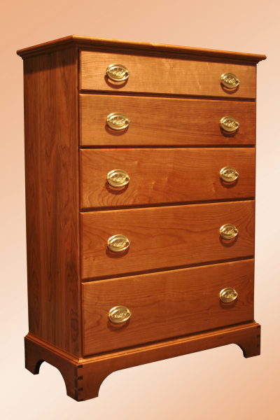 Cherry Chest Of Drawers