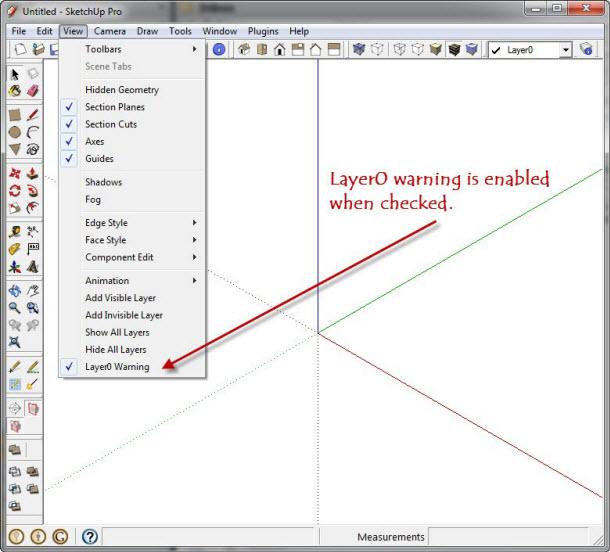 Layers Management Tool