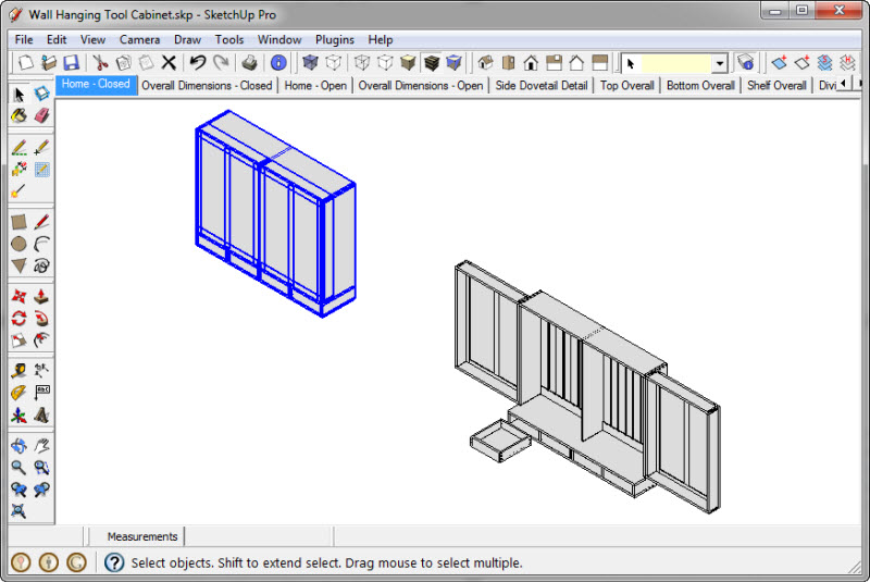 Download Free Components For Google Sketchup Micro